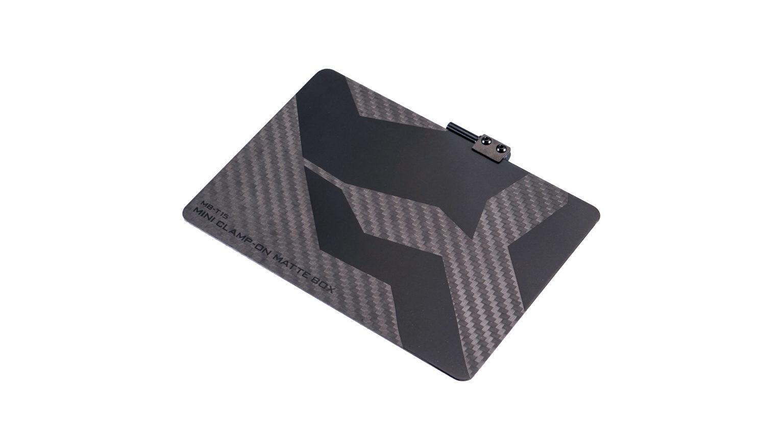 Carbon Fiber Top Flag for Mini Clamp-on Matte Box