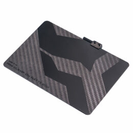 Carbon Fiber Top Flag for Mini Clamp-on Matte Box