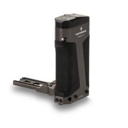 Tiltaing Side Power Handle with Run/Stop Type I (F570 Battery) - Tilta Gray