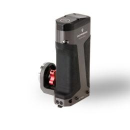 Tiltaing Side Power Handle with Run/Stop Type II (F570 Battery) - Tilta Gray