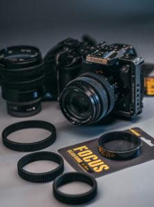 Seamless Focus Gear Ring
