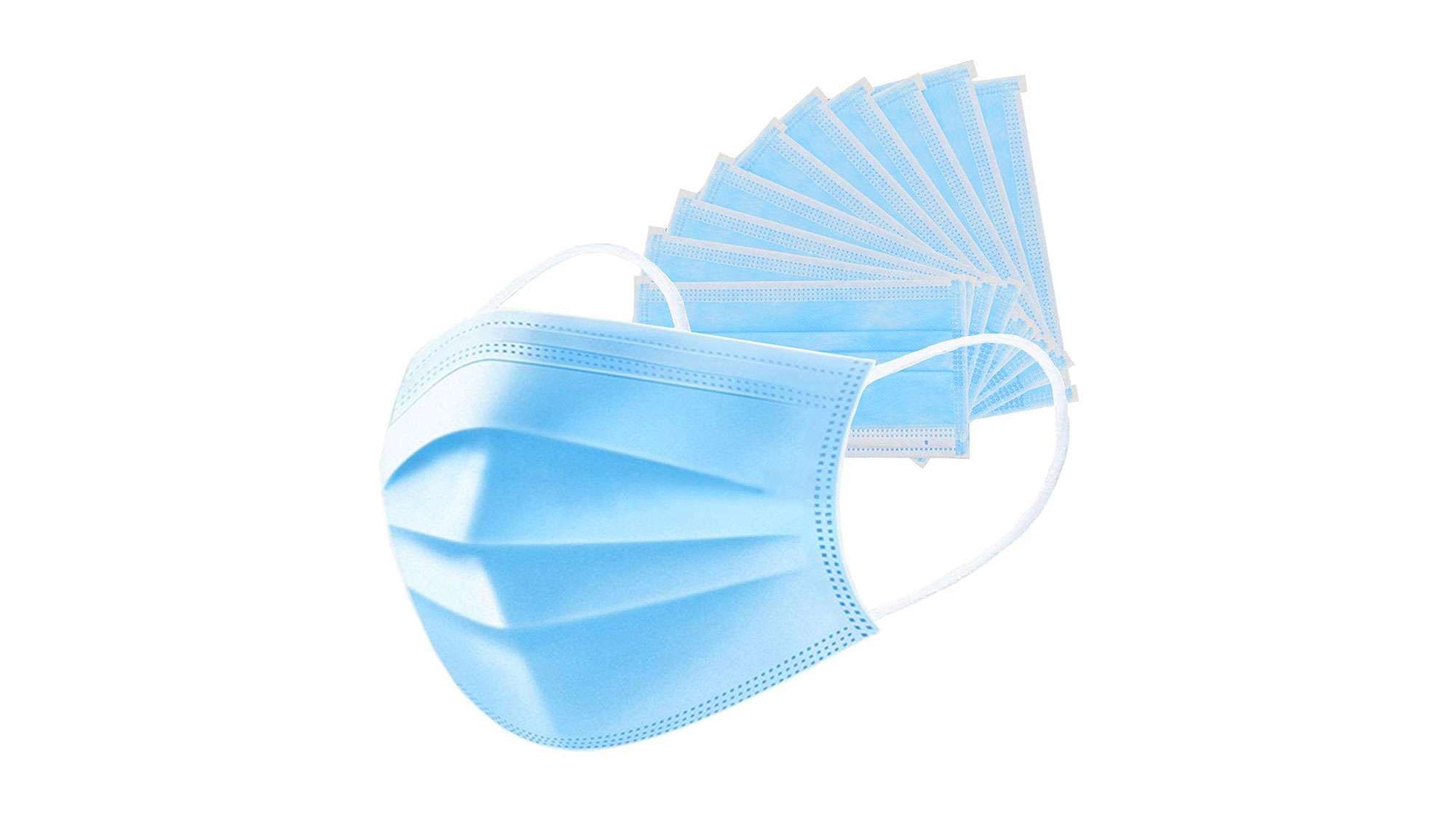 Surgical Masks - 20 pcs