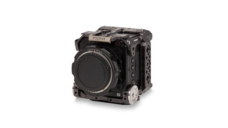 Tilta Gray Tiltaing Full Camera Cage for Z CAM