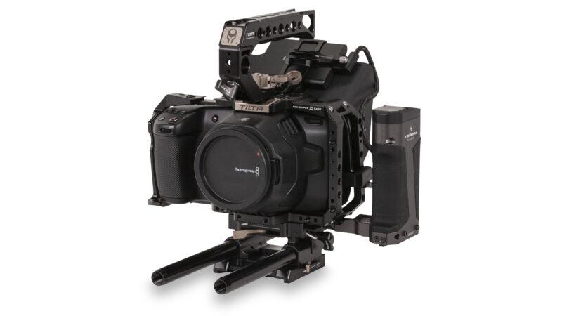 Tiltaing Camera Cage for BMPCC 4K/6K Advanced Kit - Black (Open Box)