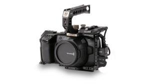 Tiltaing Camera Cage for BMPCC 4K/6K Basic Kit - Black
