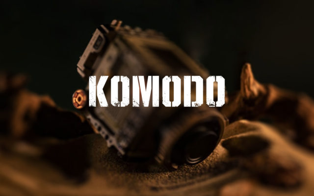 red komodo