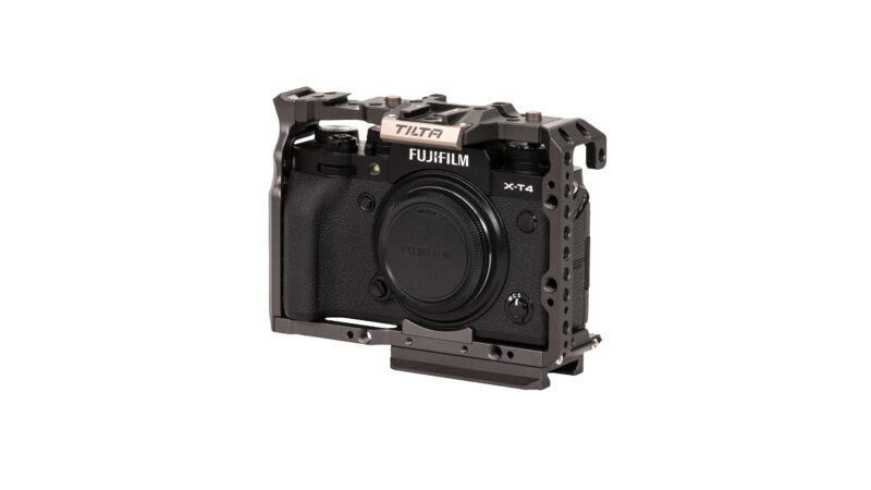 Full Camera Cage for Fuji X-T3/X-T4