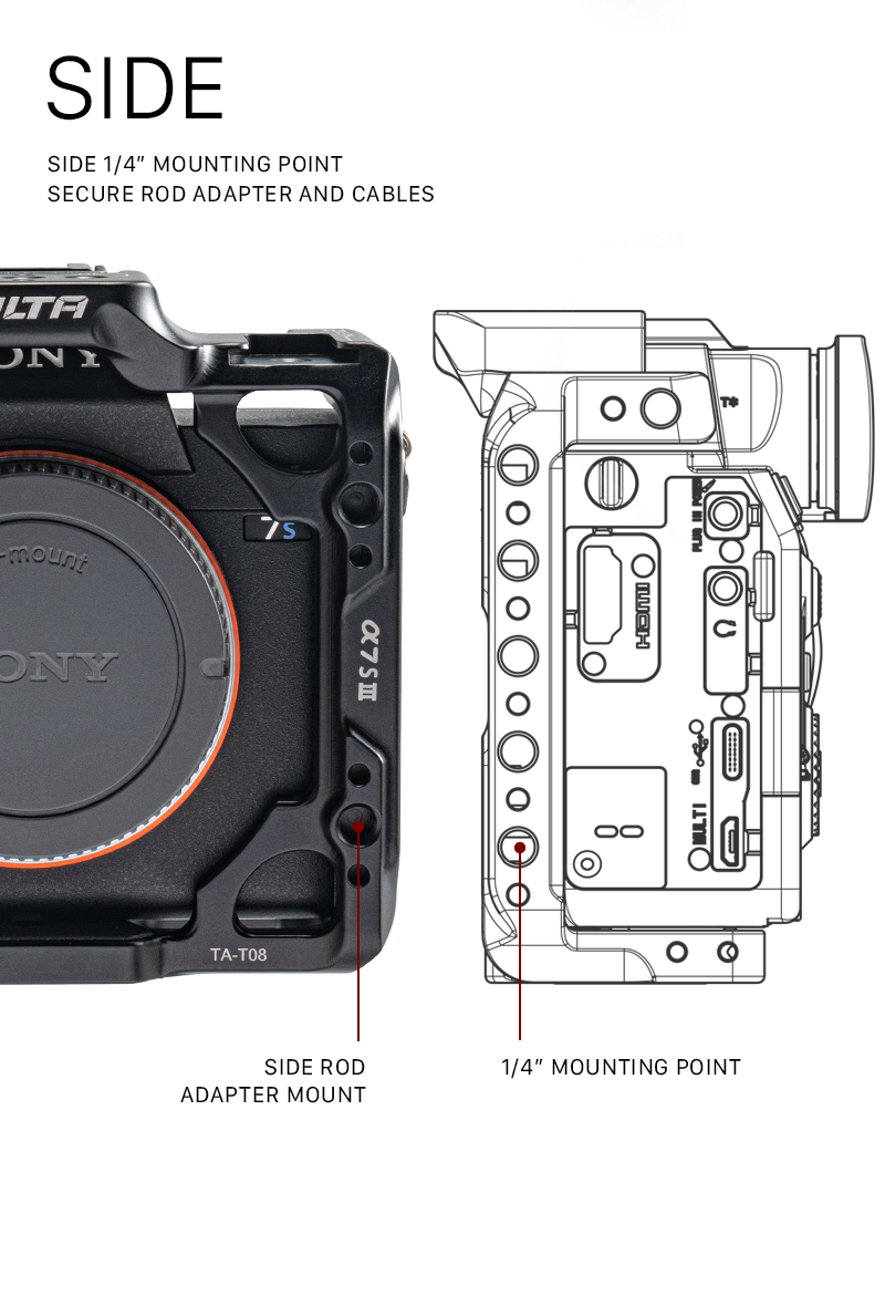 tiltaing for sony a7s3 introduction