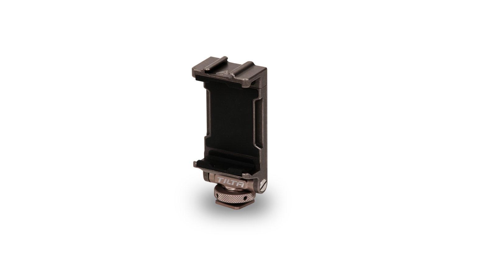 Tiltaing Adjustable Cold Shoe Phone Mounting Bracket
