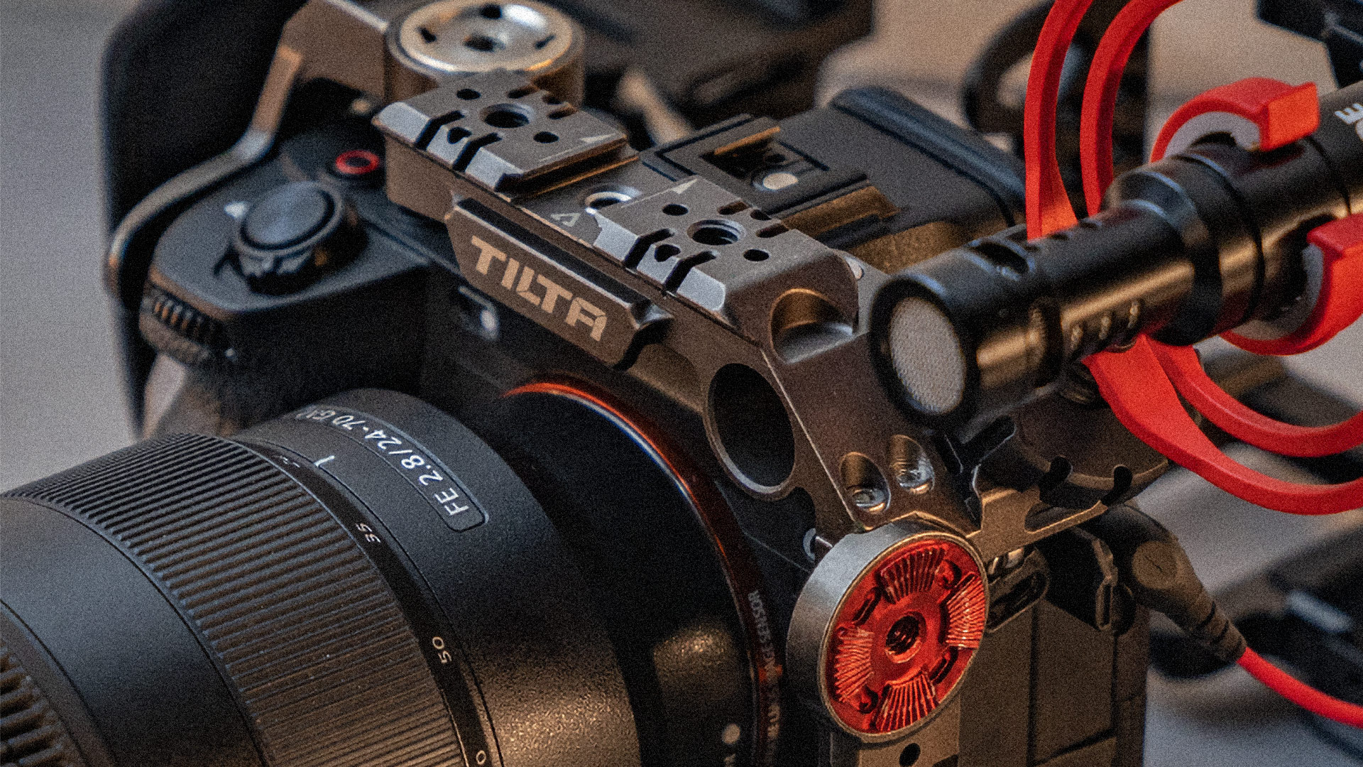 camera rig for a7s3