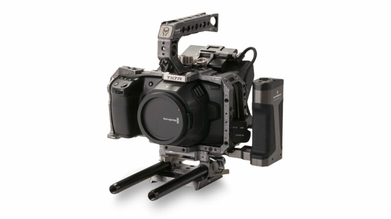 Tiltaing Camera Cage for BMPCC 4K/6K Advanced Kit (Open Box)