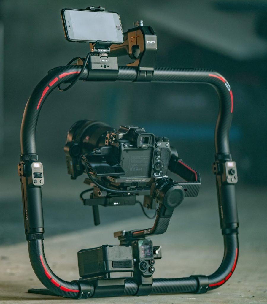 tilta for dji rs2 ronin frame
