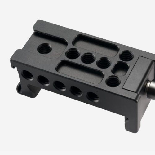 multiple 1/4-20 screw hole mounts