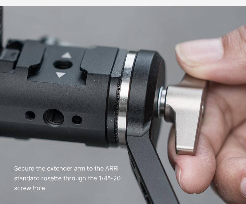 Rosette Extender Arm