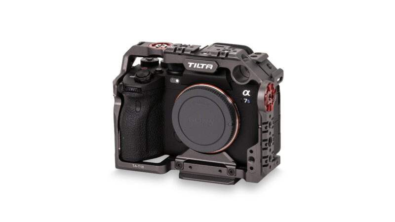 Full Camera Cage for Sony a7S III - Tilta Gray (Open Box)