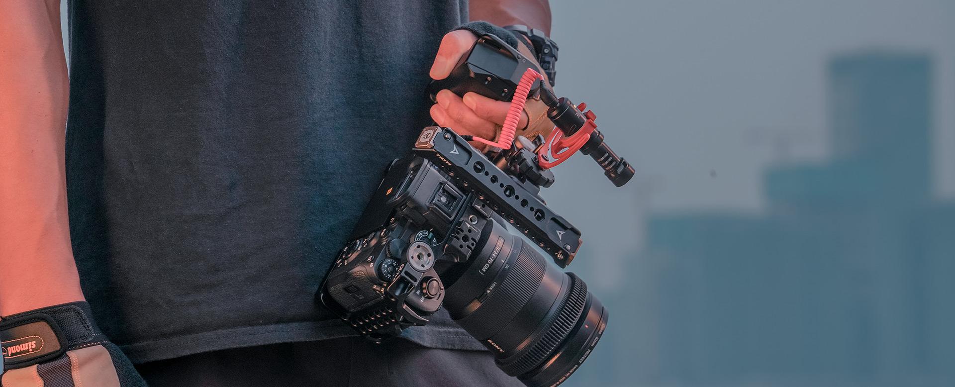 Tiltaing Left Side Advanced Focus Handle