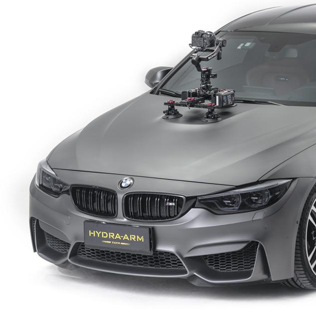 car hood mounting