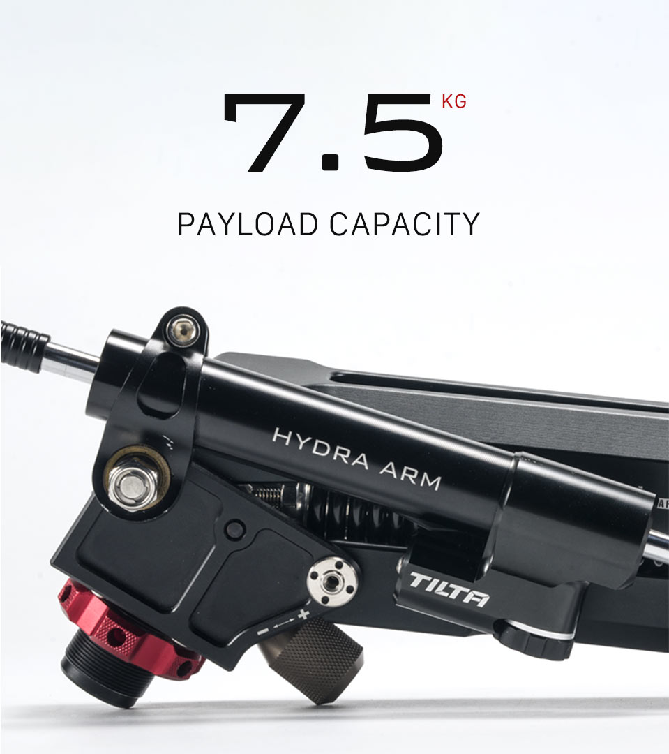 HYDRA ALIEN payload capacity
