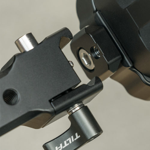 secure dovetail for stability