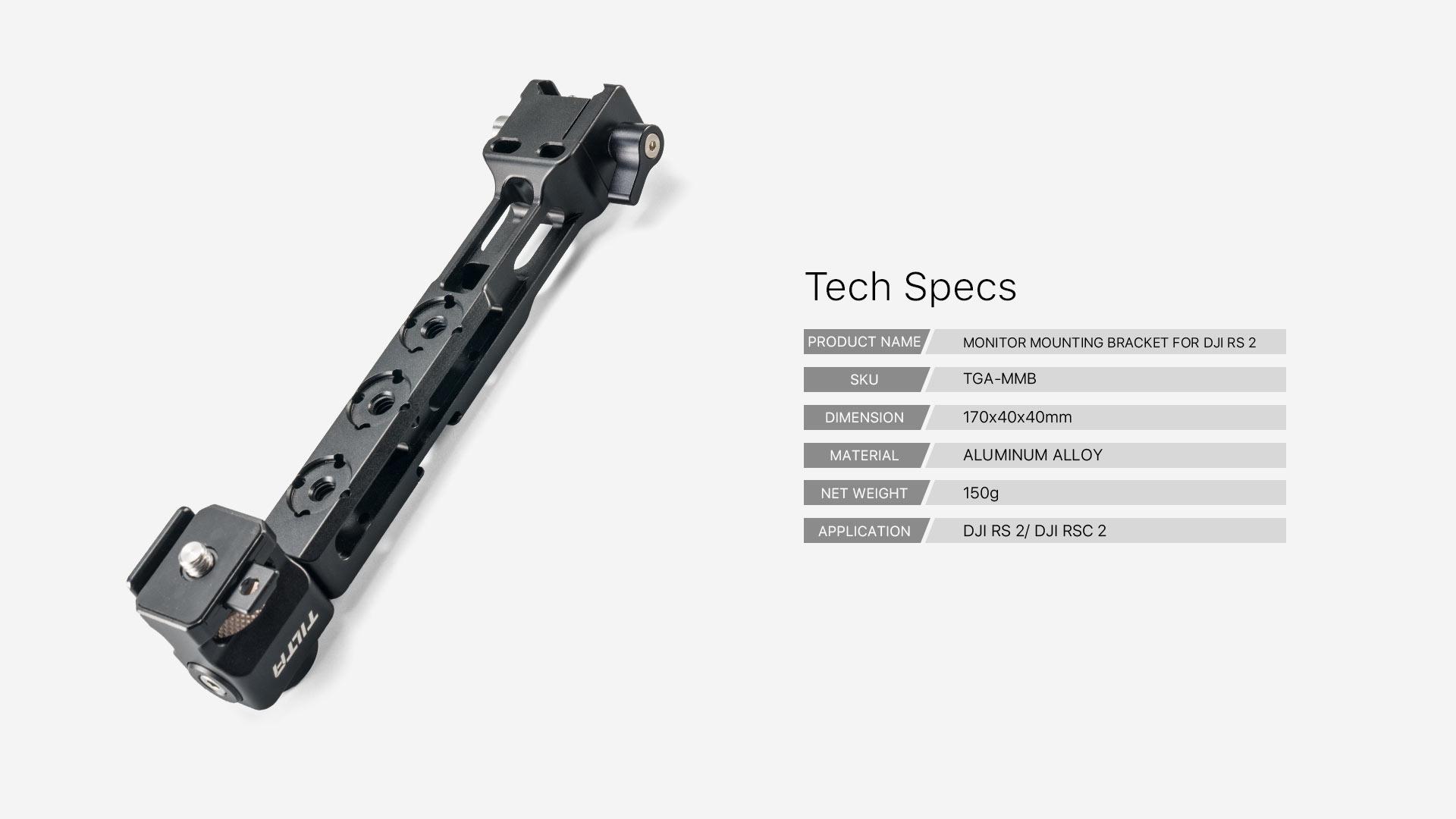 TGA-MMB Tech Specs