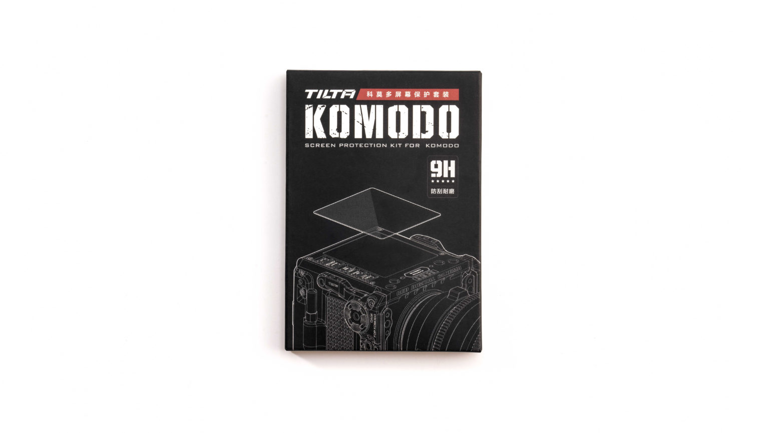 Protection Kit for Red Komodo
