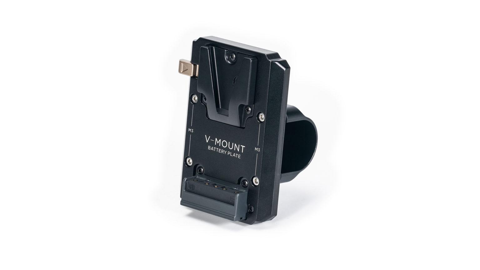 V-Mount Battery Plate for Ring Grip