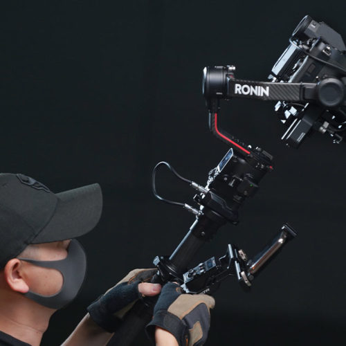 works with tilta float system and dji rs2 compatible