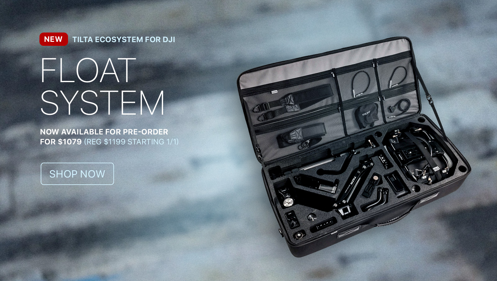 float system now available for ordering
