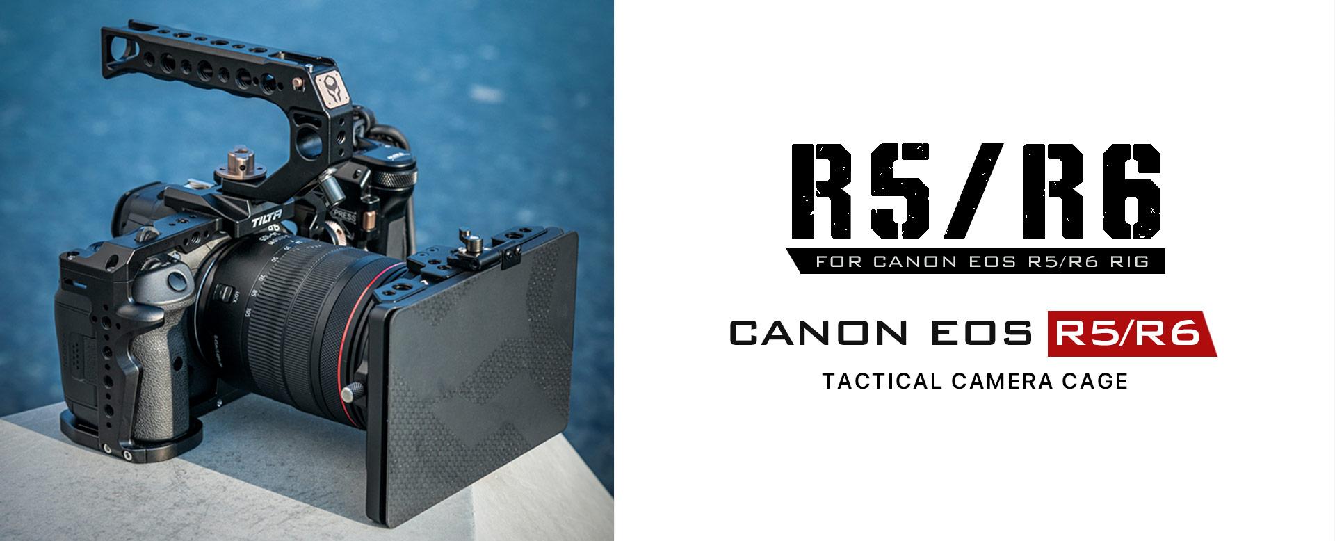 canon r5 r6 cage
