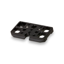 Panasonic BGH1 Adapter Plate for 15mm LWS Baseplate Type I - Black