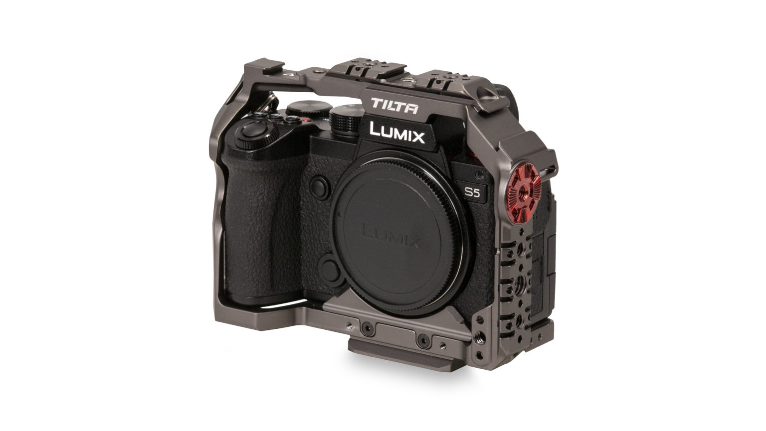Full Camera Cage for Panasonic S5