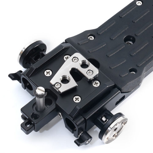 Baseplate + VCT Plate Locking Extension + Locking Toggle