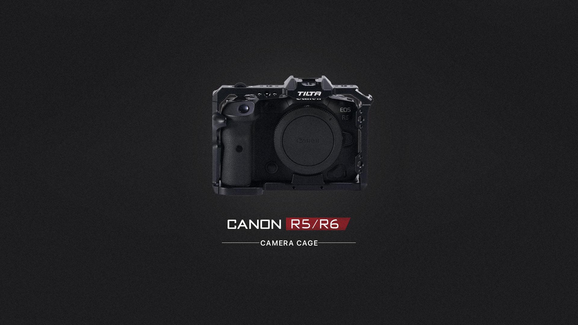 canon r5/r6 cage intro