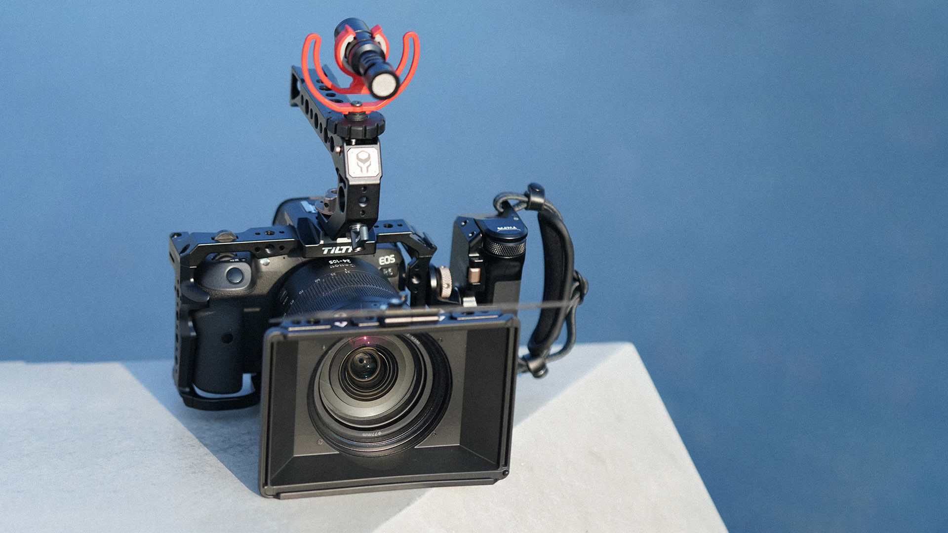 canon r5/r6 cage by tiltaing