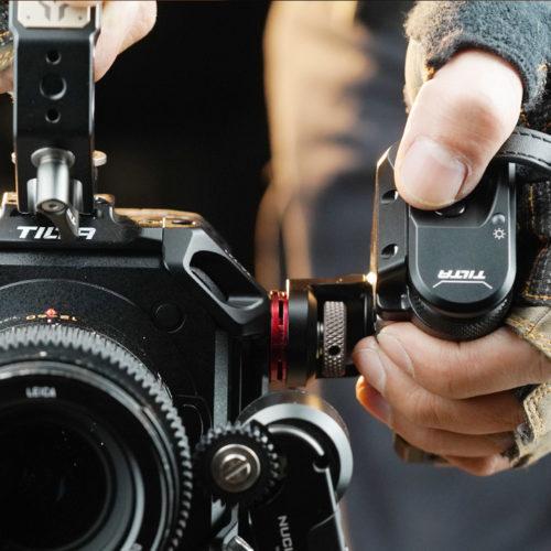 focus handle for lens control