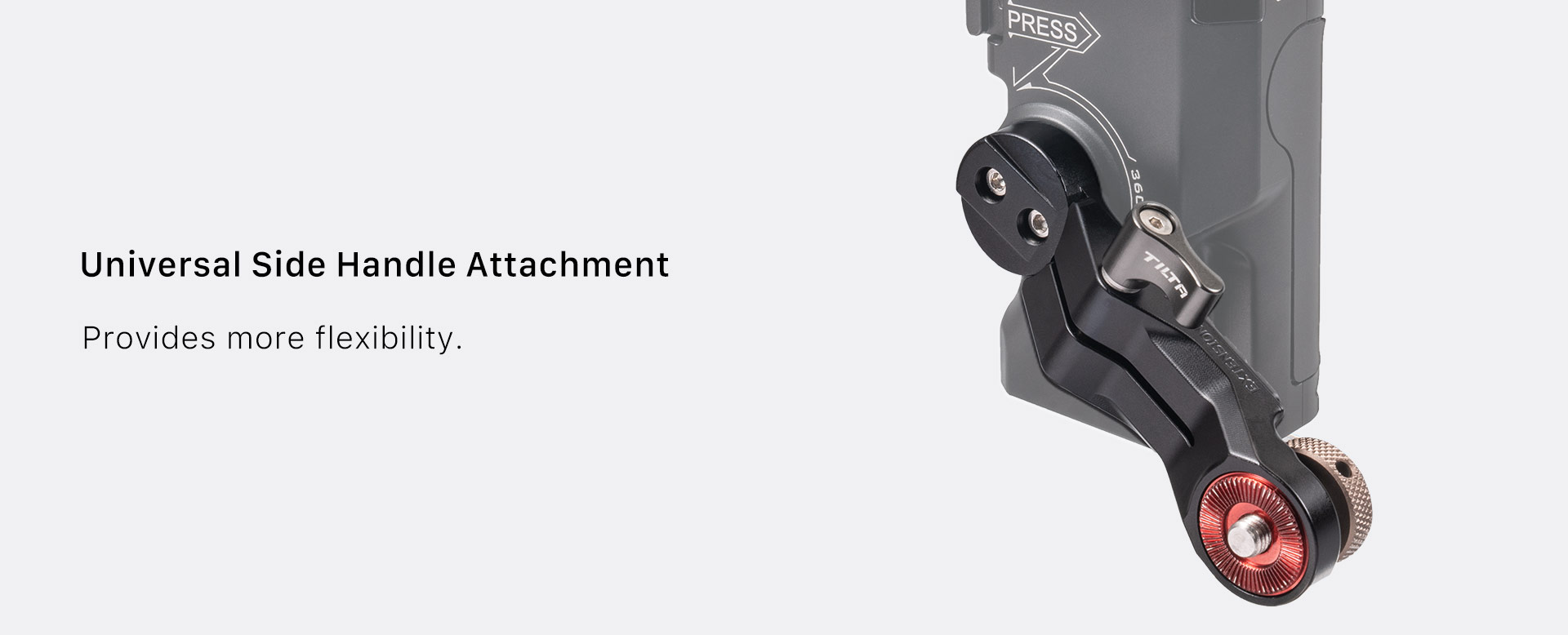 Tiltaing Advanced Side Handle Attachment Type V