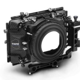 4×5.65 Carbon Fiber Matte Box (Swing-away)