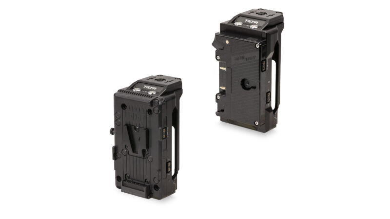 Battery Plate for Canon C500 Mk II/C300 Mk III