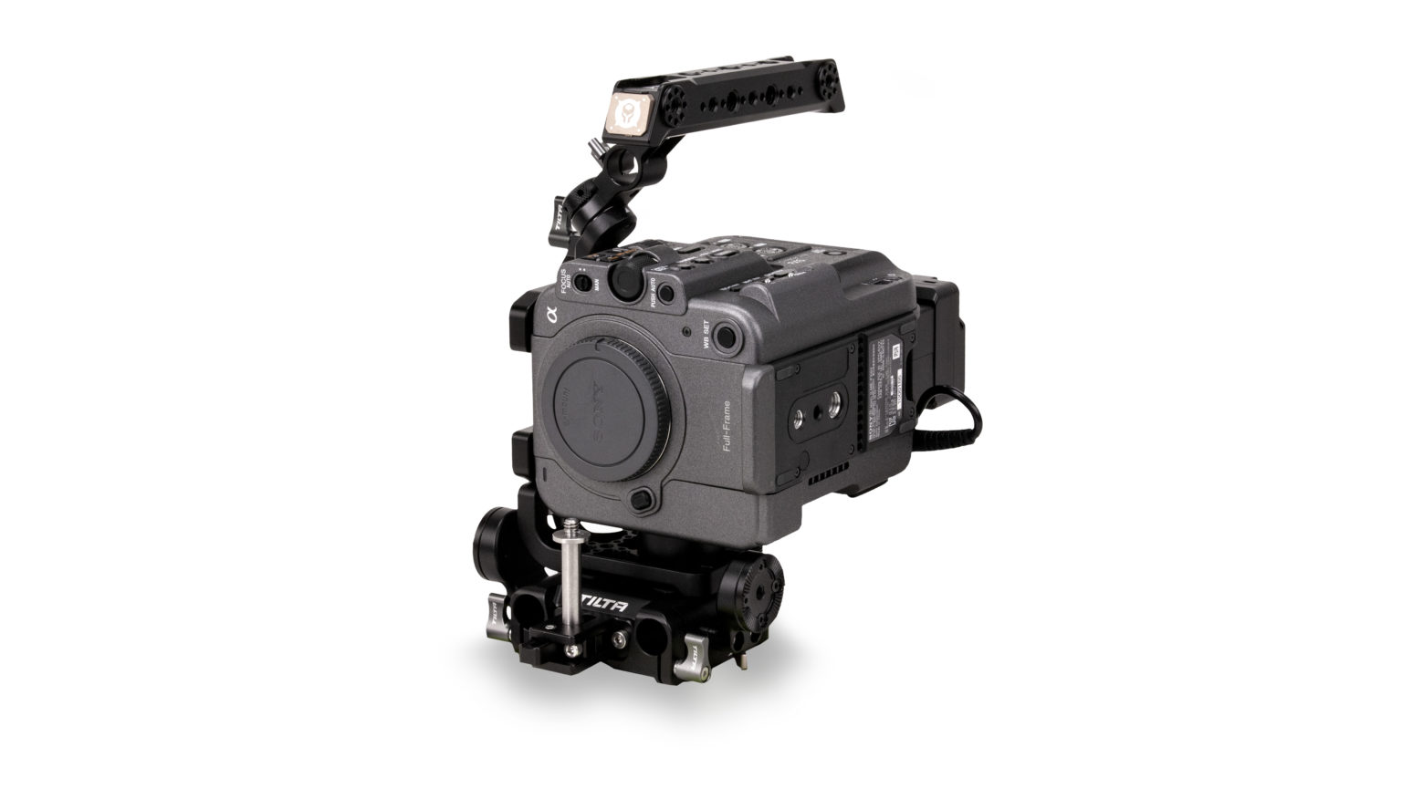 Camera Cage for Sony FX6 Vertical Mounting Kit