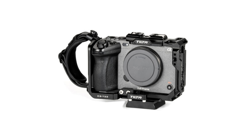 Full Camera Cage for Sony FX3 - Black