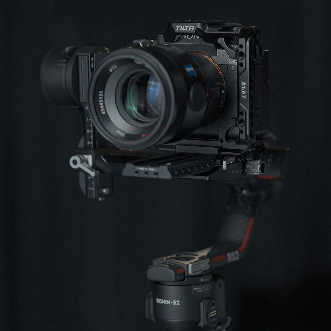 new tactical camera cage for sony a1