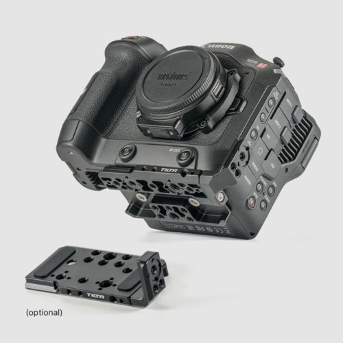 Full Camera Cage for Canon C70 - Black