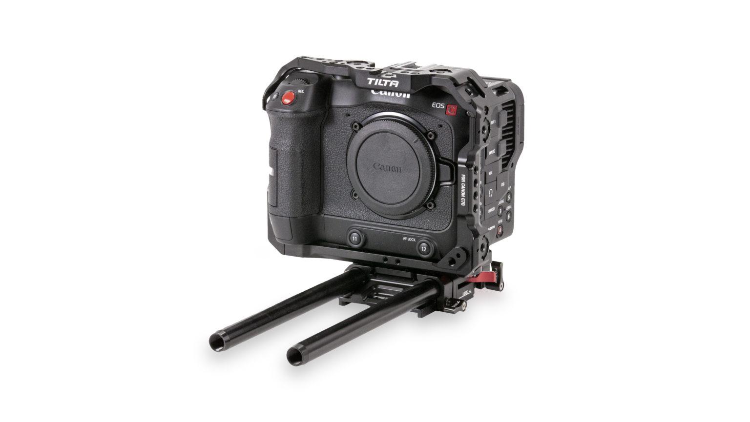 Tiltaing Canon C70 Lightweight Kit - Black