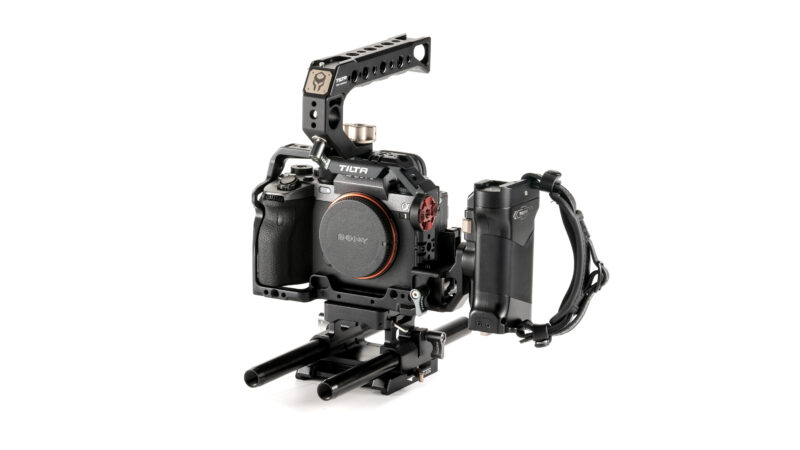 Tiltaing Sony a1 Pro Kit