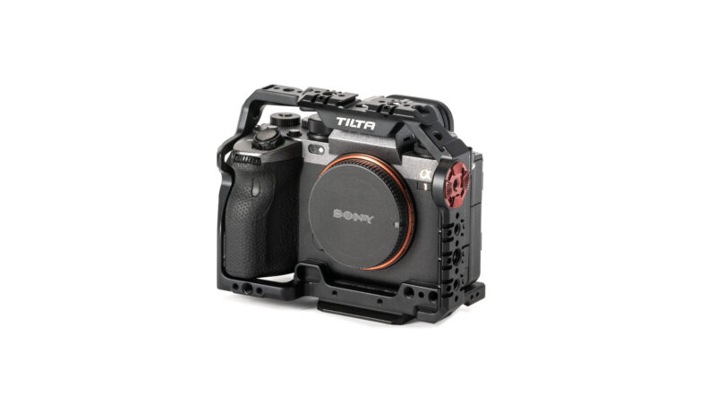 Full Camera Cage for Sony a1 - Black