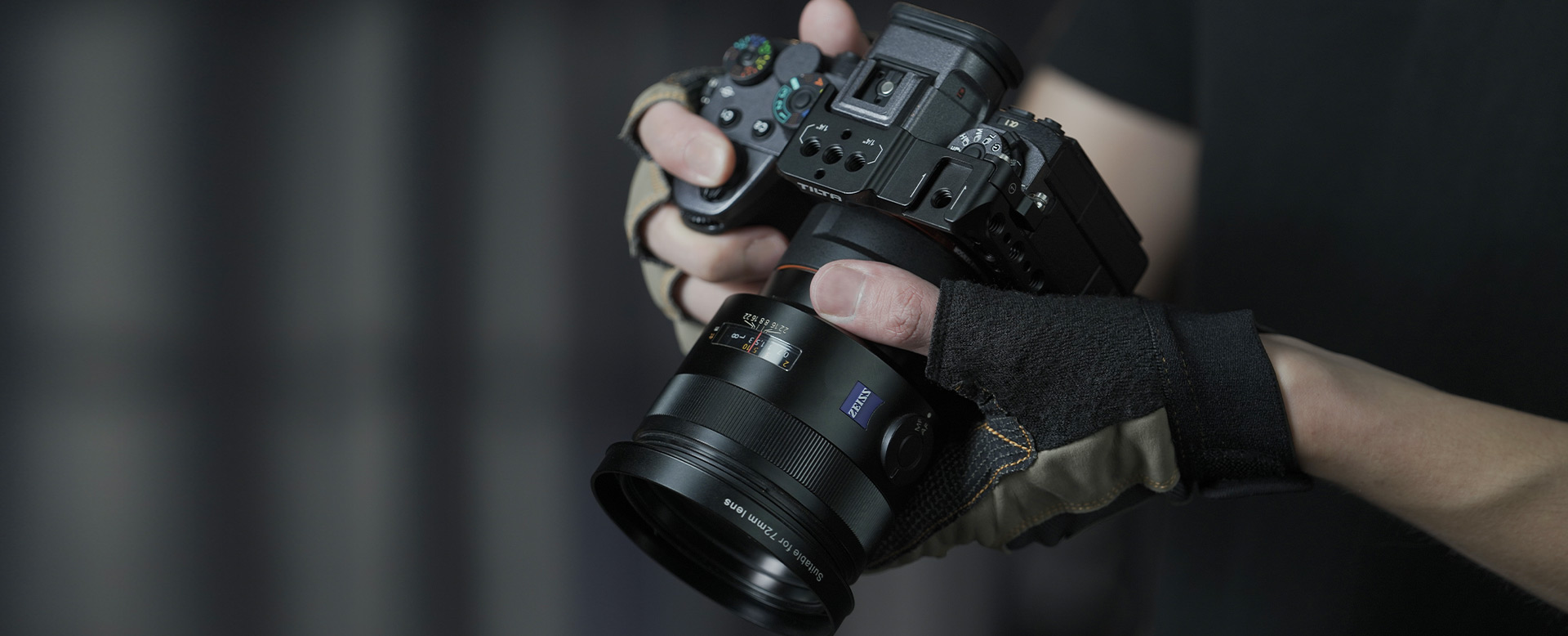 sony a1 full cage