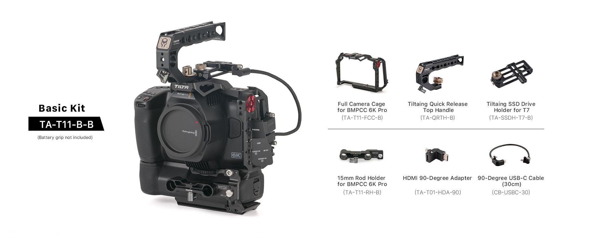 Basic Kit for BMPCC 6K Pro