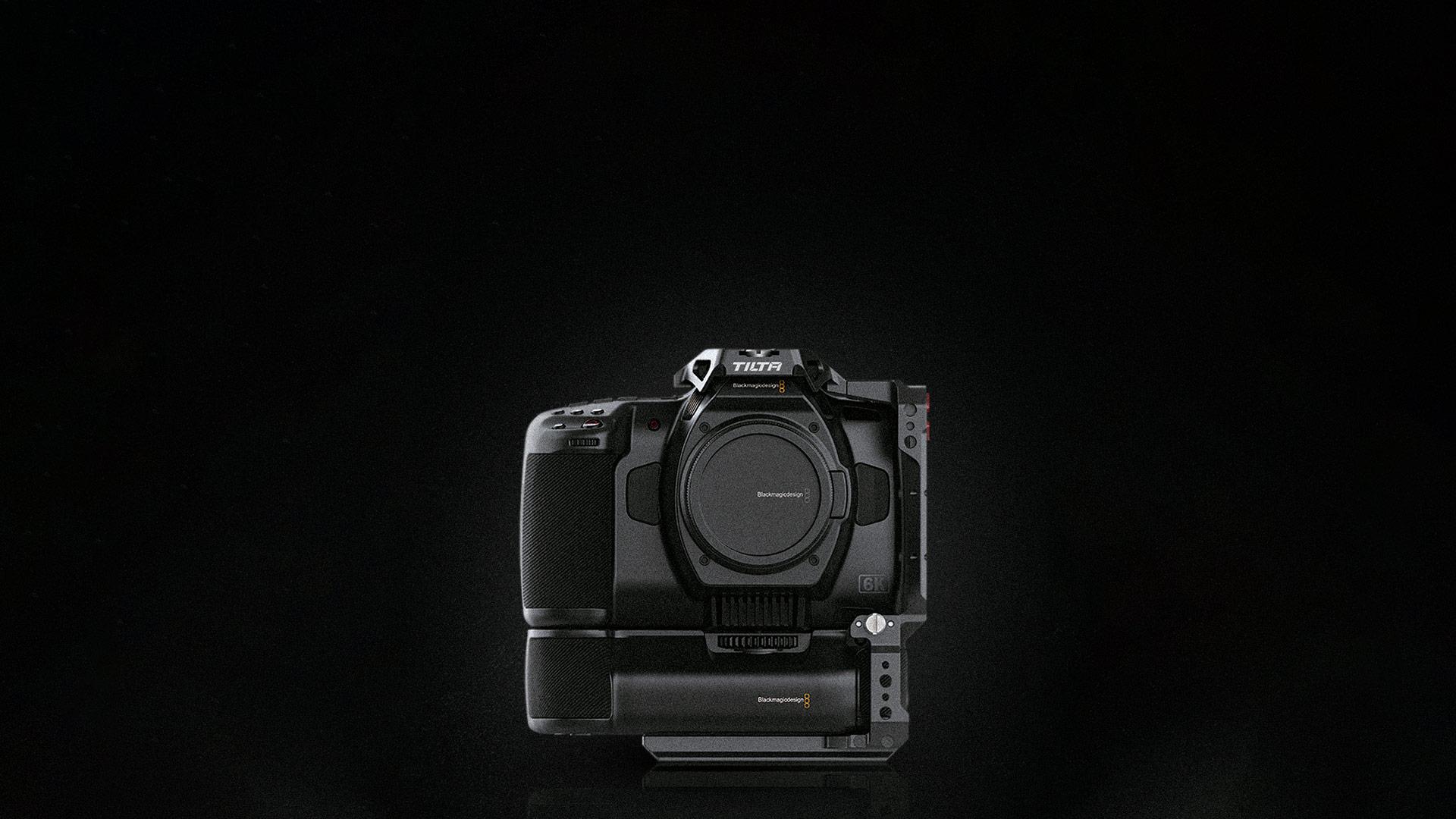 bmpcc 6k pro camera cage