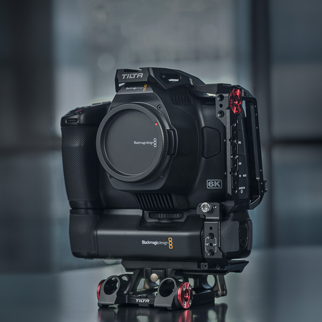 Full Camera Cage for BMPCC 6K Pro
