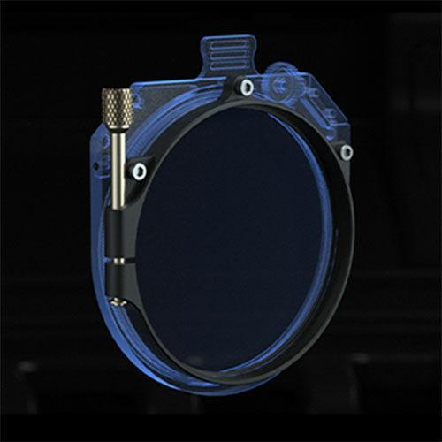 Lightweight Filter Clamp-on Adapter
